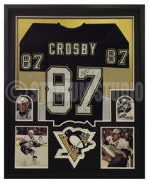 Crosby, Sidney Framed Jersey