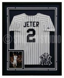 Jeter, Derek Framed Jersey