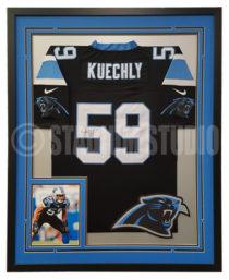 Kuechly, Luke Framed Jersey