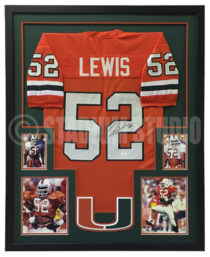 Lewis Framed Jersey_Miami