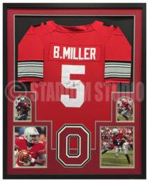 Miller, Braxton Framed Jersey