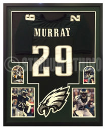 Murray, DeMarco Framed Jersey_Eagles