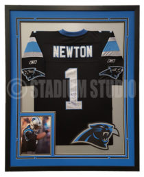 Newton, Cam Framed Jersey