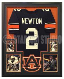 Newton, Cam Framed Jersey_Auburn