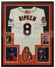 Ripken Jr., Cal Framed Jersey