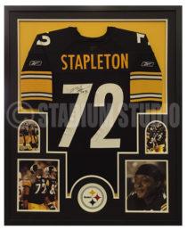 Stapleton, Darnell Framed Jersey