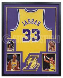 Abdul-Jabbar, Kareem Framed Jersey
