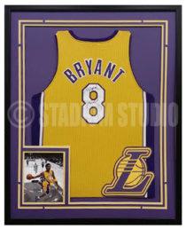 Bryant, Kobe Framed Jersey