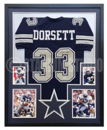 Dorsett, Tony Framed Cowboys Jersey