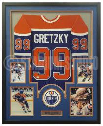 Gretzky, Wayne Framed Jersey