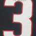 Gurley, Todd Framed Jersey_Georgia_Number