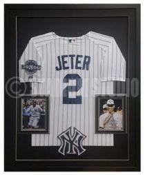 Jeter, Derek Framed Jersey3