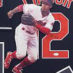 Lindor, Francisco Framed Jersey2_Number