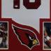 Warner, Kurt Framed Cardinals Jersey_Photos