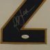 Faulk, Marshall Framed Rams Jersey_Number