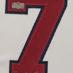 Glavine, Tom Framed Braves Jersey2_Number