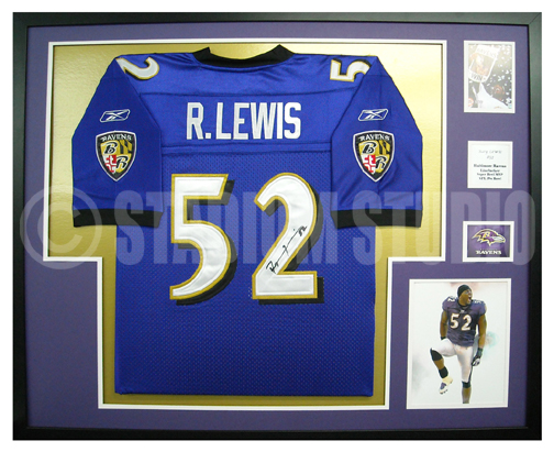 ray lewis jersey