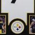 Roethlisberger, Ben Framed Jersey_Steelers_Photos