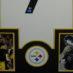 Roethlisberger, Ben Framed Steelers Jersey_White_Photos