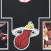 Wade, Dwayne Framed Jersey_Heat_Photos