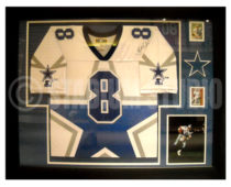 Aikman, Troy Framed Cowboys Jersey3