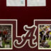 Ingram, Mark Framed Alabama Jersey_Photos