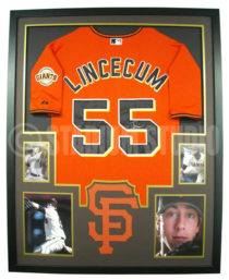 Lincecum, Tim Jersey_Orange