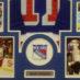 Messier, Mark Framed Rangers Jersey_Photos