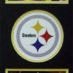 Roethlisberger, Ben Framed Steelers Jersey_Photos
