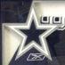 Romo, Tony Framed Cowboys Jersey_Logo