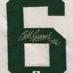 Russell, Bill Framed Celtics Jersey_Number