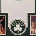 Russell, Bill Framed Celtics Jersey_Photos