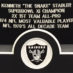 Stabler, Ken Framed Raiders Jersey_Photos