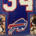 Thomas, Thurman Framed Bills Jersey_Photos